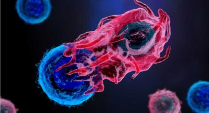 Multiplex imaging reveals CD40-stimulating drug helps to jumpstart a T-cell attack in early-stage pancreatic cancer