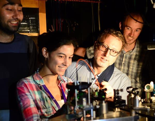 Sci quantum microscopy
