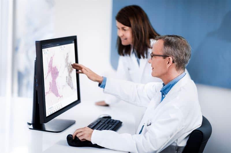 Sectra digital pathology